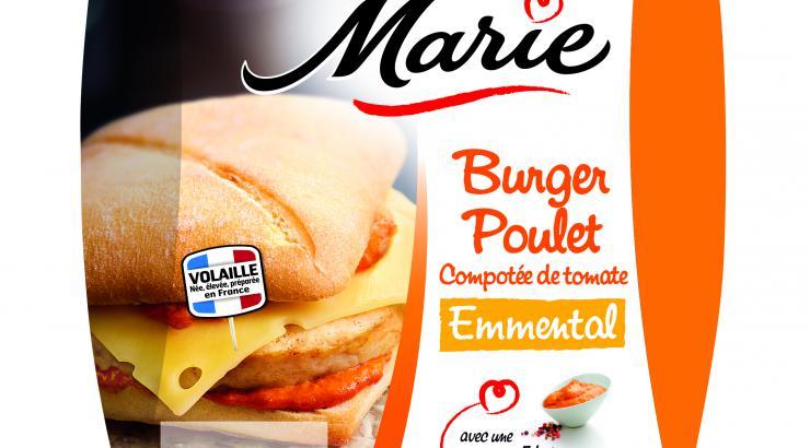 Marie se renforce dans le snacking LS et sera 'Végétal' en 2018