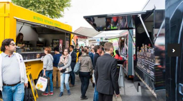 En route pour le 5e Street Food International Festival les 19 & 20 septembre