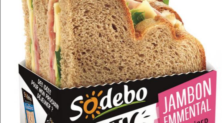Sodebo confirme son leadership en snacking LS et lance le Rustic