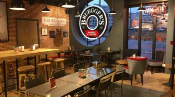 Exclu : Bruegger's devient Ginger's New-York Coffee