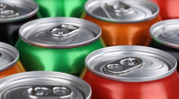 Un nouveau projet de taxe soda plutôt salé