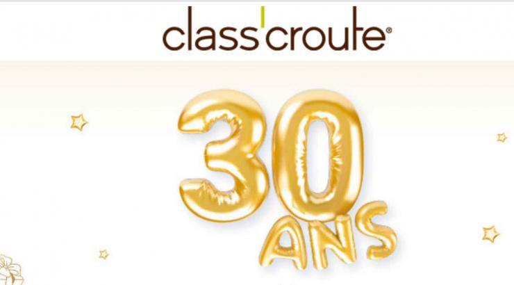 Class'croute, 30 ans et la volonté d'aller de l'avant !