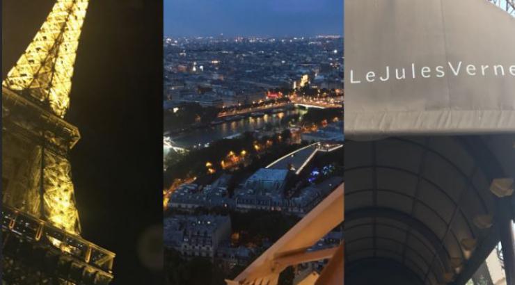 La Tour Eiffel remet en jeu sa restauration