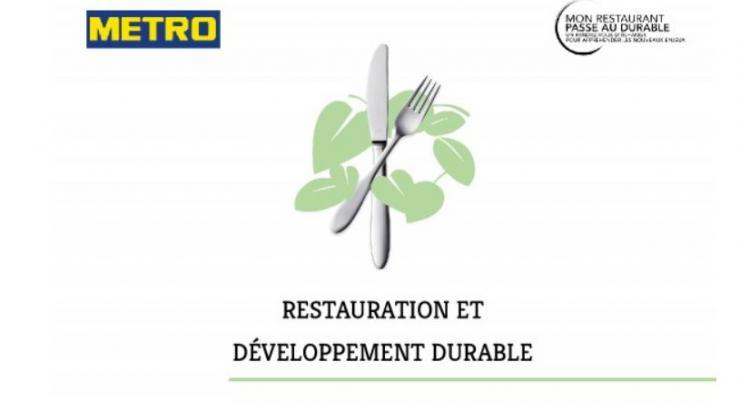 Développement durable en restauration : des acteurs concernés