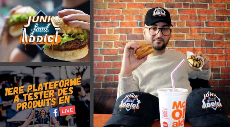Junk Food Addict France : une opportunité marketing pour le snacking ?