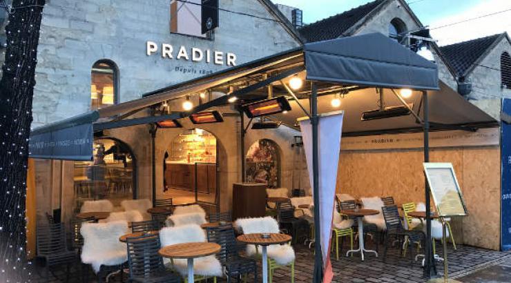 Maison Pradier devient Pradier et adopte le libre-service
