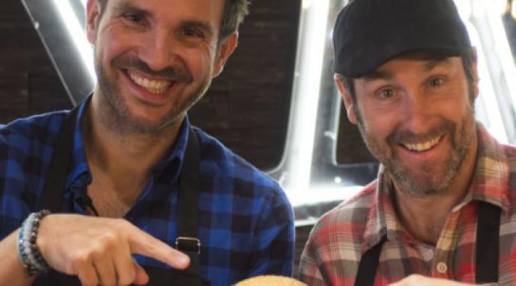 Big Fernand et Michalak créent un burger végétarien pour soutenir Gustave Roussy