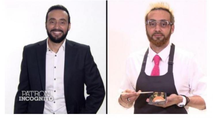 Siben N'Ser, PDG de Planet Sushi est patron incognito sur M6 mardi 9 janvier