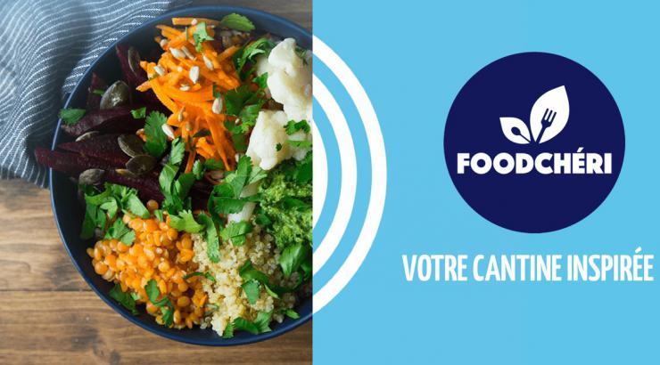 #FoodTech : FoodChéri tombe dans l'escarcelle de Sodexo