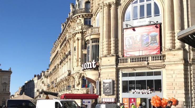 Loïc Bernard. Après le succès de Toulouse, Popeyes Louisiana Kitchen ouvre son flagship à Montpellier