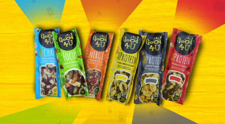 Good4U introduit du snacking sain chez Primark Europe