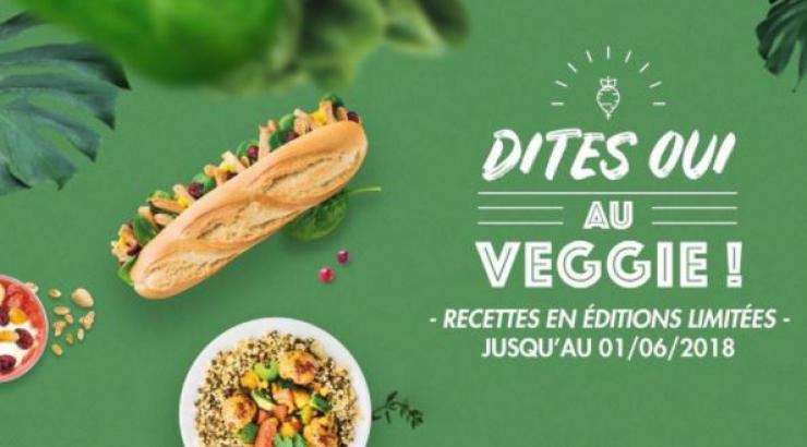Class'croute s'anime en Veggie dès le 3 avril