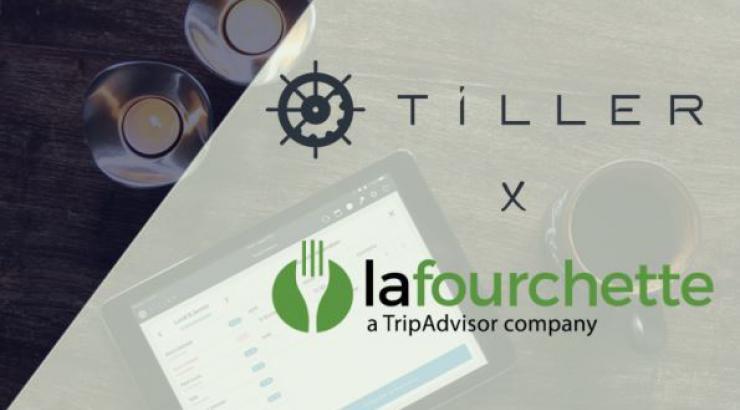 FoodTech : LaFourchette et Tiller partenaires pour la gestion des réservations en ligne