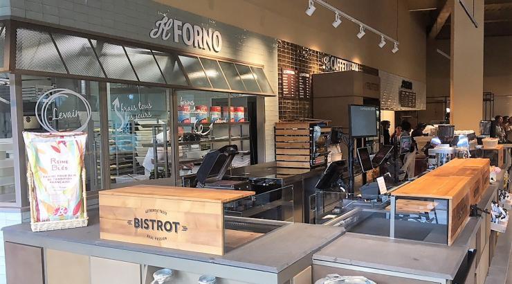 Autogrill installe un Bistrot® et un Starbucks dans The Village à Villefontaine
