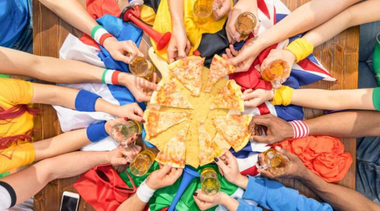 #CM2018 : La Coupe du Monde de Football devrait booster le snacking !