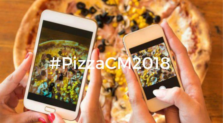 Concours Coupe du Monde de Football : c'est VOTRE PIZZA la star d'Instagram !