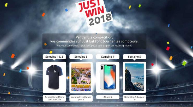 World Cup 2018, la stratégie digitale de Just Eat France pour régaler les fans de foot dévoilée