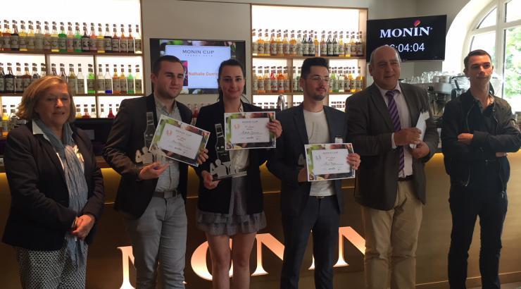 Nathalie Durrieu remporte la Monin Cup France