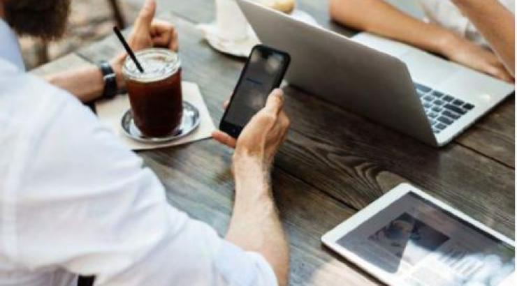 Le digital entre dans les usages des Français en restauration