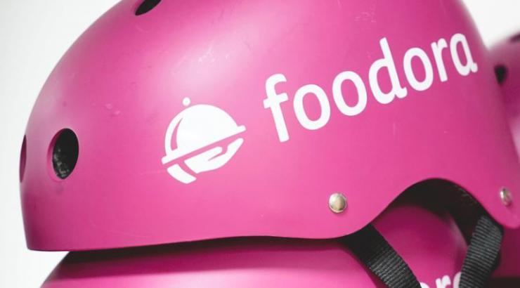 Livraison, Foodora rend les armes en France