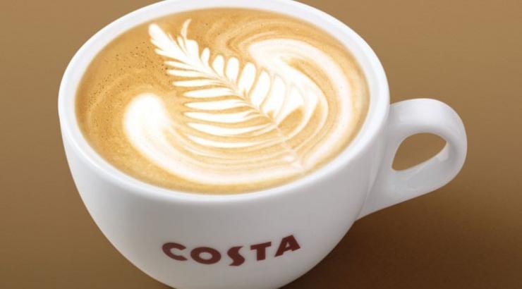 Coca-Cola s'empare de la chaîne de cafés Costa
