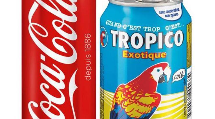 Coca-Cola avale le français Tropico