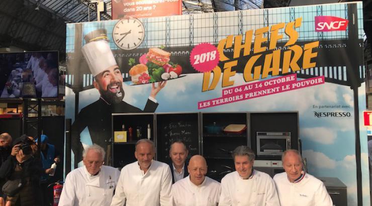 L'opération Chefs de Gare 2018 est sur les rails jusqu'au 14 octobre