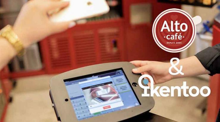 Stratégie digitale & coffee shop : en direct du flagship Alto café avec iKentoo