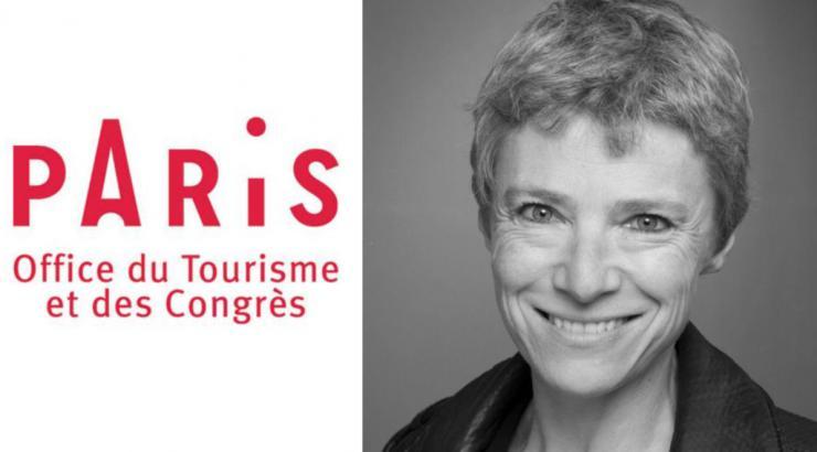 Corinne Menegaux prend la direction générale de l'Office du tourisme et des congrès de Paris