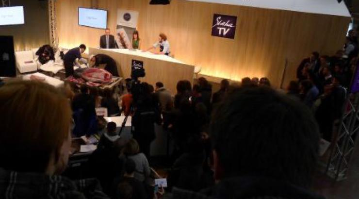 Sirha TV : France Snacking avec Jean-Luc Vianey et Christophe Macédo