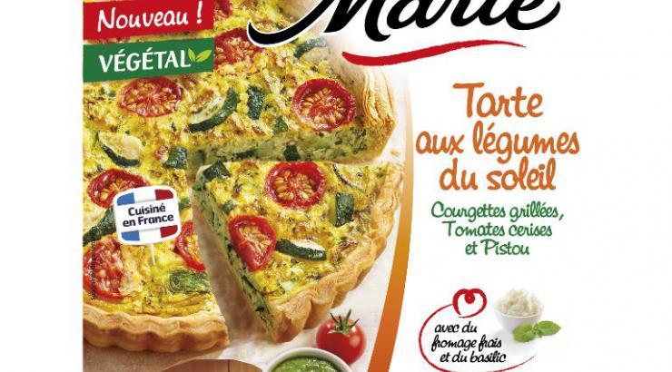 Premium, végétal et bio, les moteurs de croissance de Marie