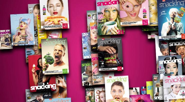 Edito France Snacking n° 52 : bon anniversaire et... #InSnackingWeTrust!