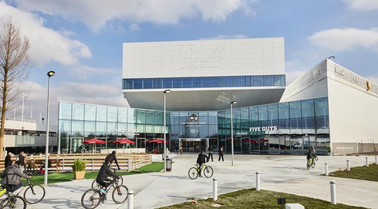 Carré Senart ouvre un nouvel espace de restauration baptisé Les Tables du Carré