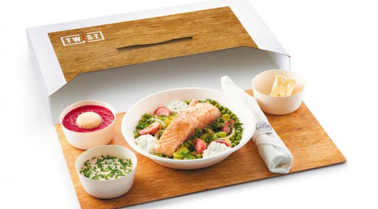 Room Saveurs lance une nouvelle génération de plateaux-repas Zéro Plastique : TWIST