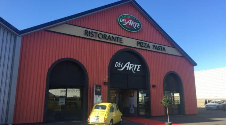 del arte pizzeria