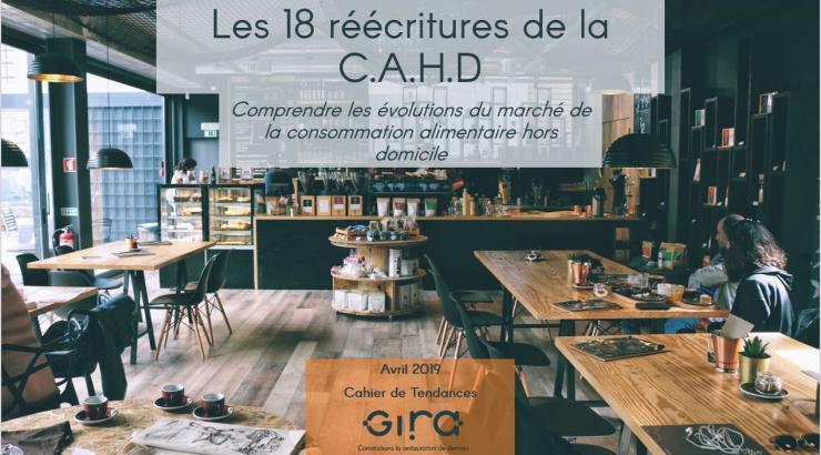18 réécritures de la C.A.H.D. Gira Bernard Boutboul