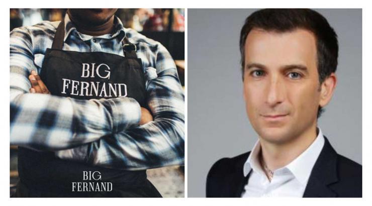 big fernand Maurizio Biondi nouveau DG remplace Steve Burgraff hamburger burger gourmet