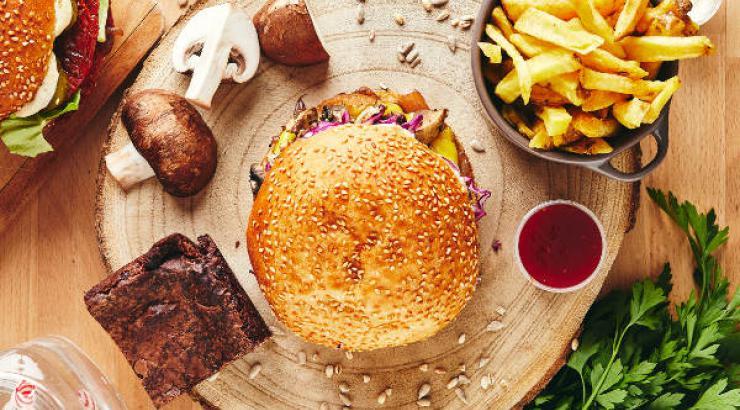 burger theory burger vegan et gourmand paris filles du calvaire réplique