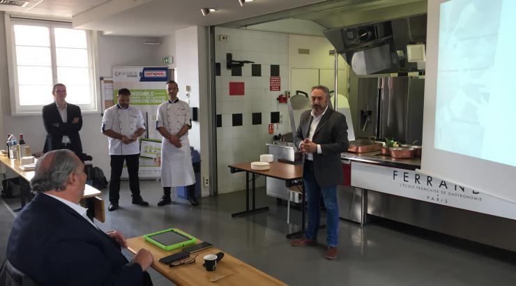 epack hygiene rational digitalisation partenariat cuisine PMS restauration