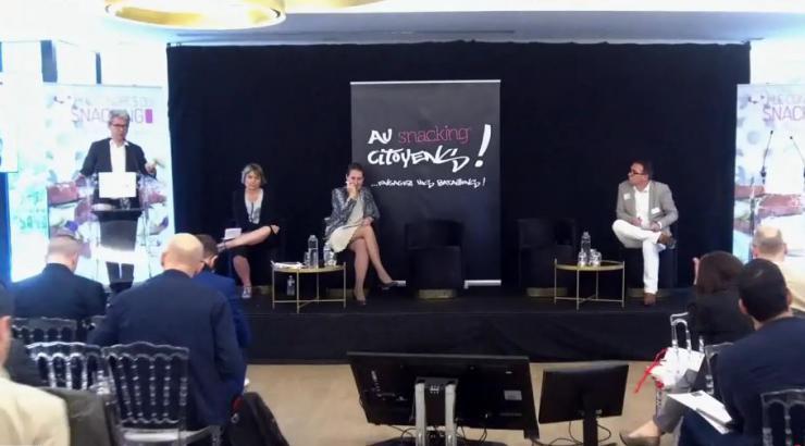 congres du snacking engagement développement durable s