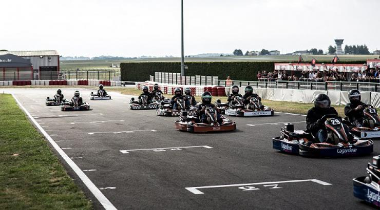 food kart challenge teambuilding karting restauration alimentaire