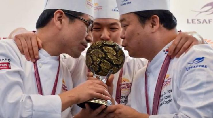 concours coupe du monde de la boulangerie europain gl events