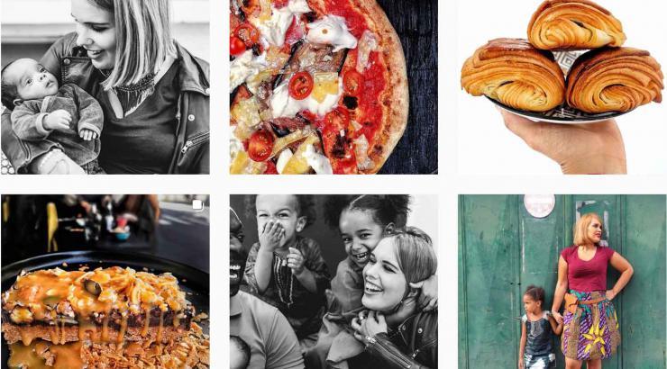 board de Parisianavores inllence food en restauration marketing digital