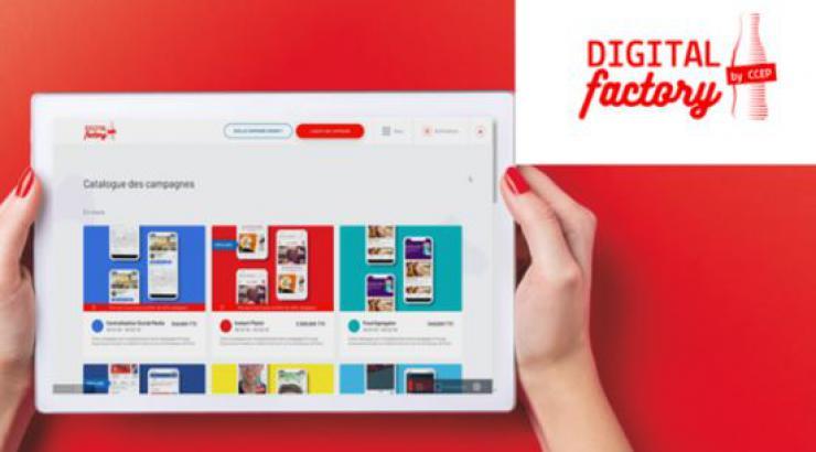 Coca-Cola Digital Factory pour les indépendants du secteur food et snacking