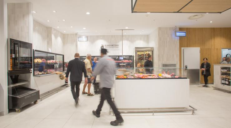 monoprix cap 3000 food court