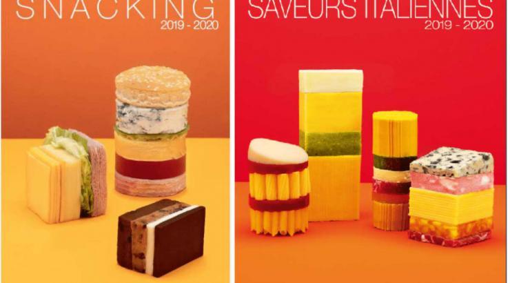 Snacking Promocash Saveurs Italiennes carte de la rentree 2019