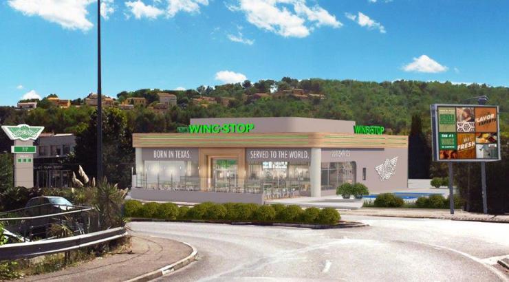 Wingstop Stéphane Brescia Brescia Investissement Carl's Jr concept poulet et volaille