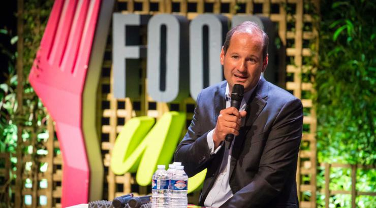 Xavier boidevézi, secrétaire national de la FoodTech, Food Use Tech  2019 - Groupe Seb