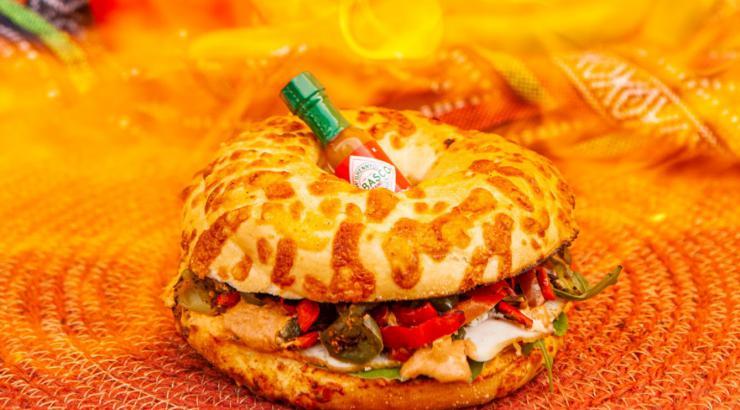 yucatan bagel corner dominos pizza starbucks