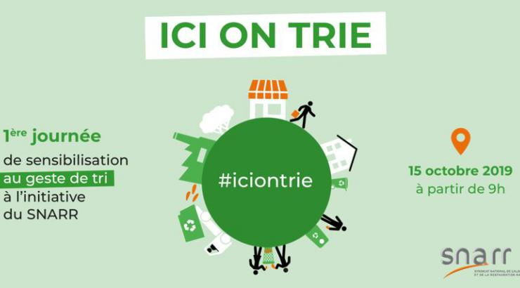 Ici on trie